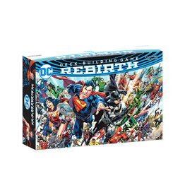 DC Deck Building Game: Rebirth