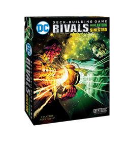 DC Deck Building Game: Rivals - Green Lantern vs Sinestro