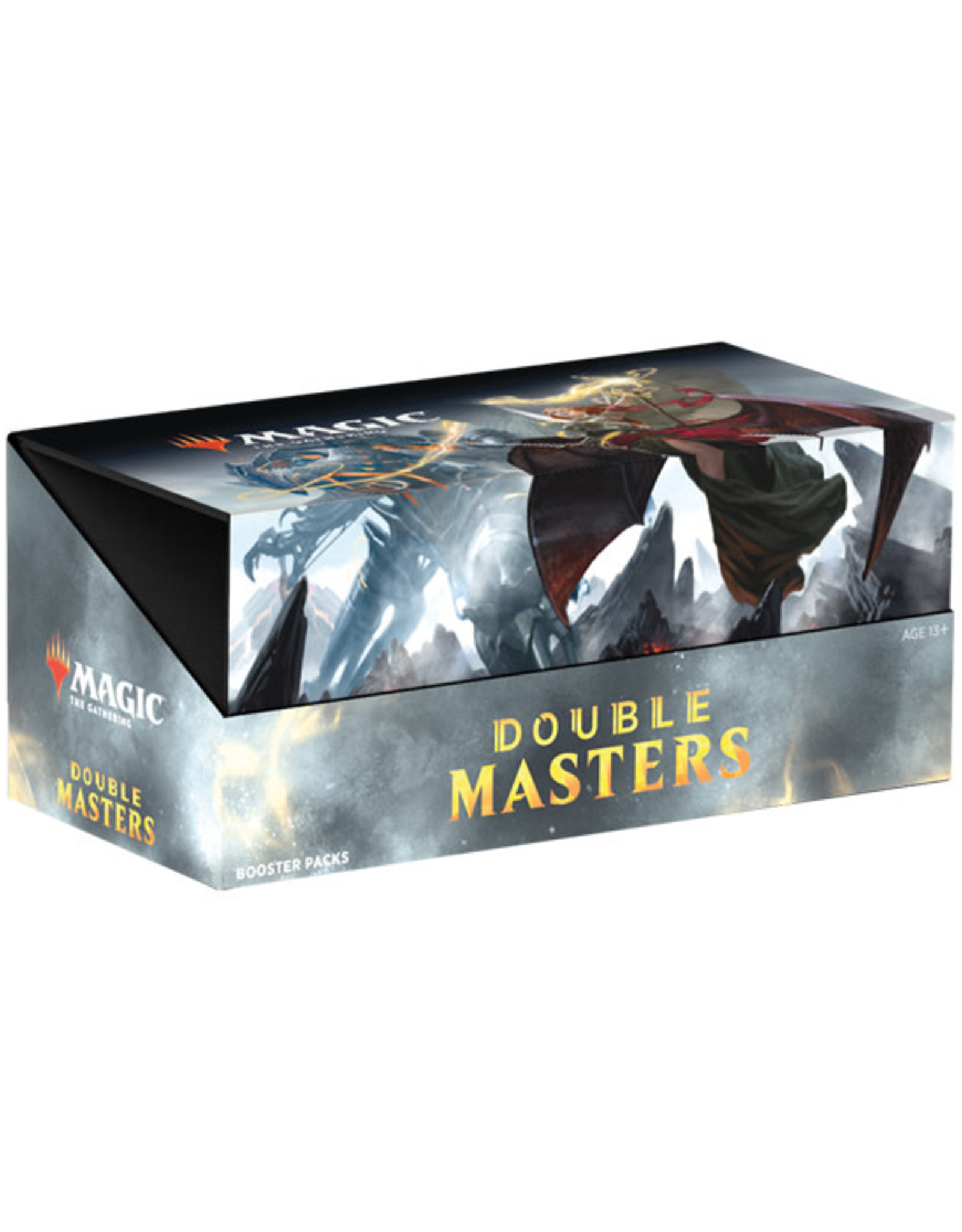 Magic: The Gathering Magic: The Gathering - Double Masters - Booster Box