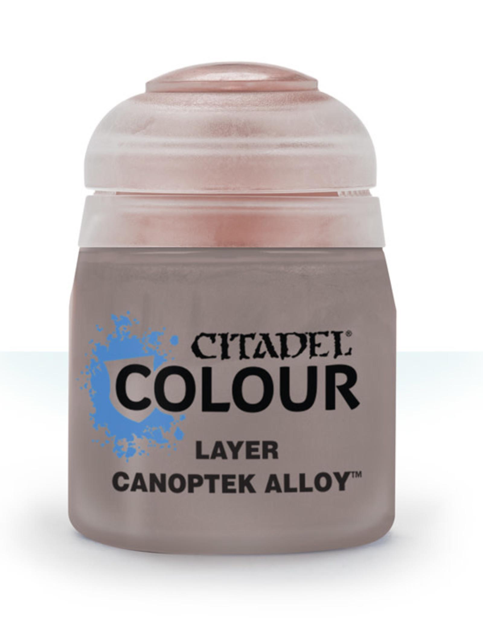 Citadel Citadel Colour: Layer - Canoptek Alloy