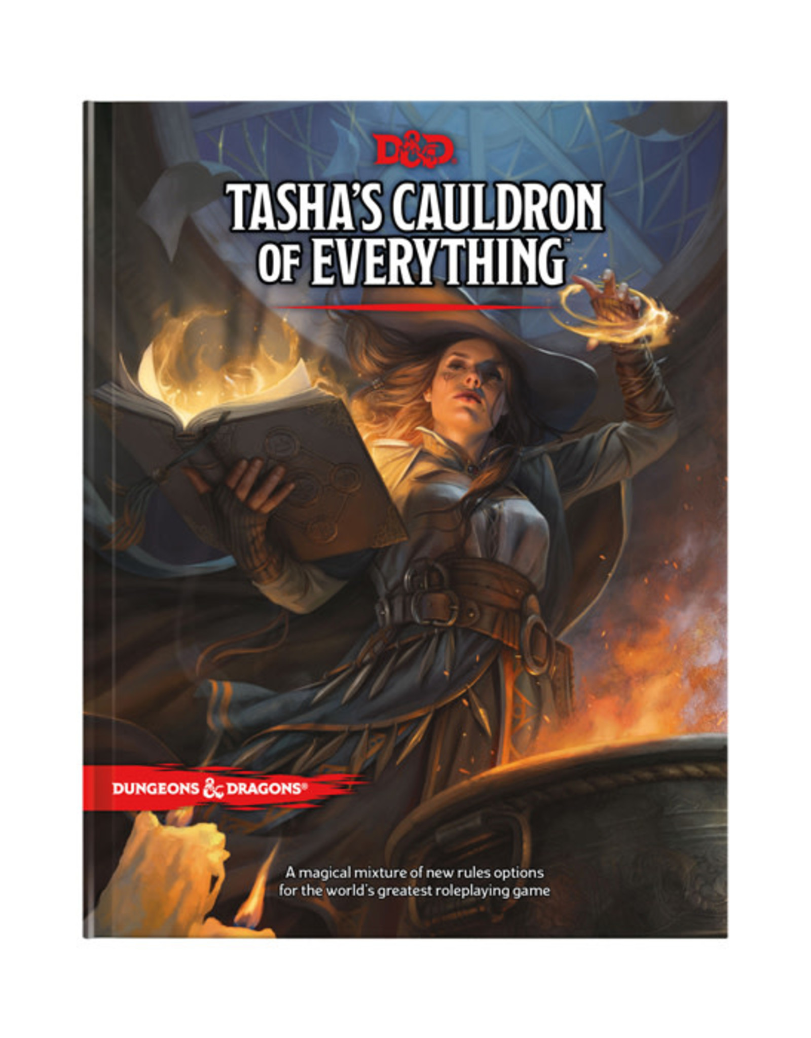 Dungeons & Dragons Dungeons & Dragons: 5th Edition - Tasha's Cauldron of Everything PREORDER