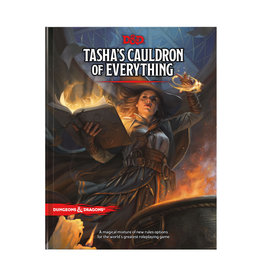 Dungeons & Dragons Dungeons & Dragons: 5th Edition - Tasha's Cauldron of Everything