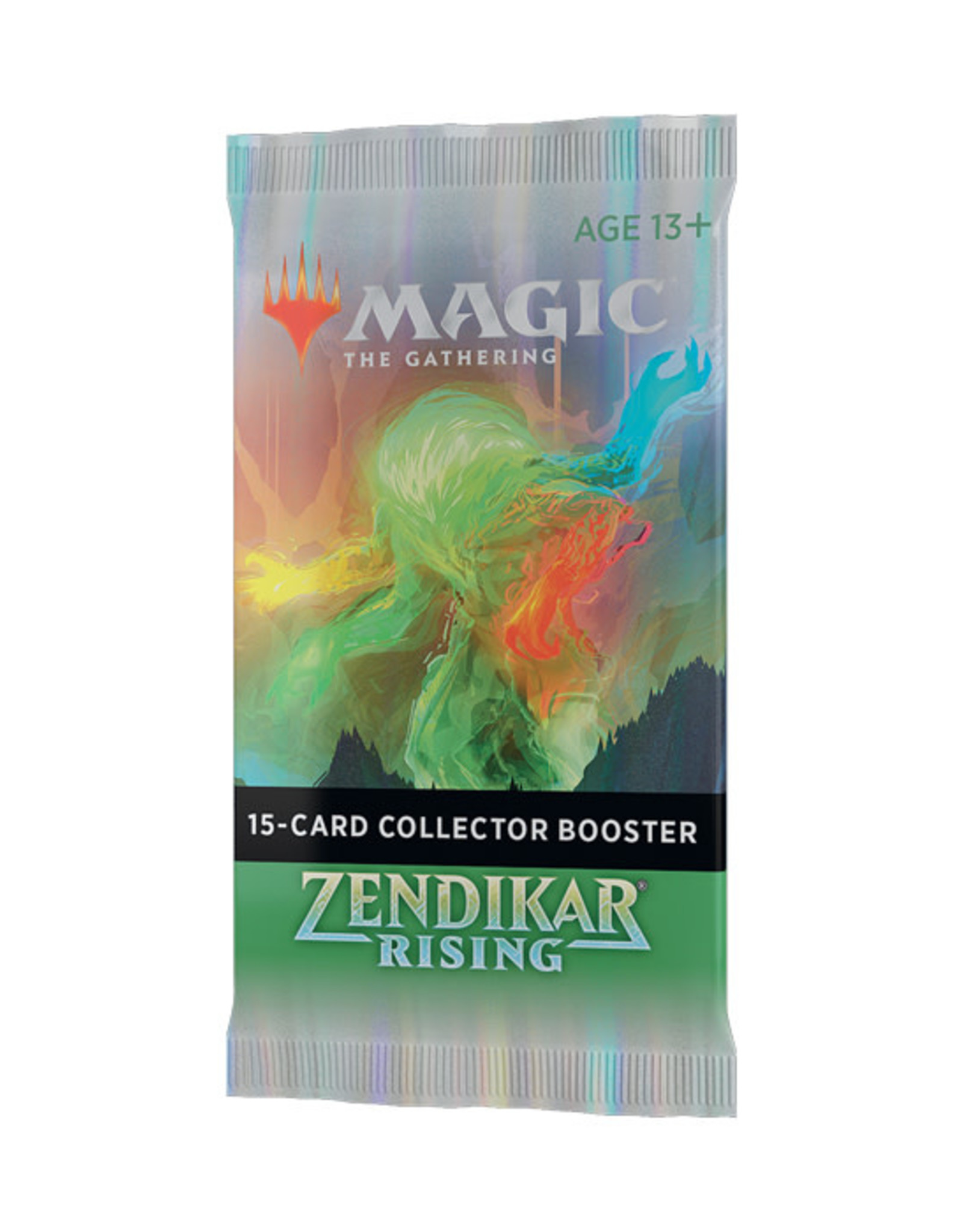 Magic: The Gathering Magic: The Gathering - Zendikar Rising - Collector Booster Pack