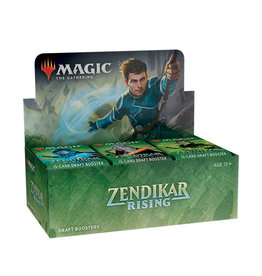 Magic: The Gathering Magic: The Gathering - Zendikar Rising - Draft Booster Box