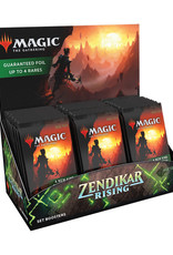 Magic: The Gathering Magic: The Gathering - Zendikar Rising - Set Booster Box