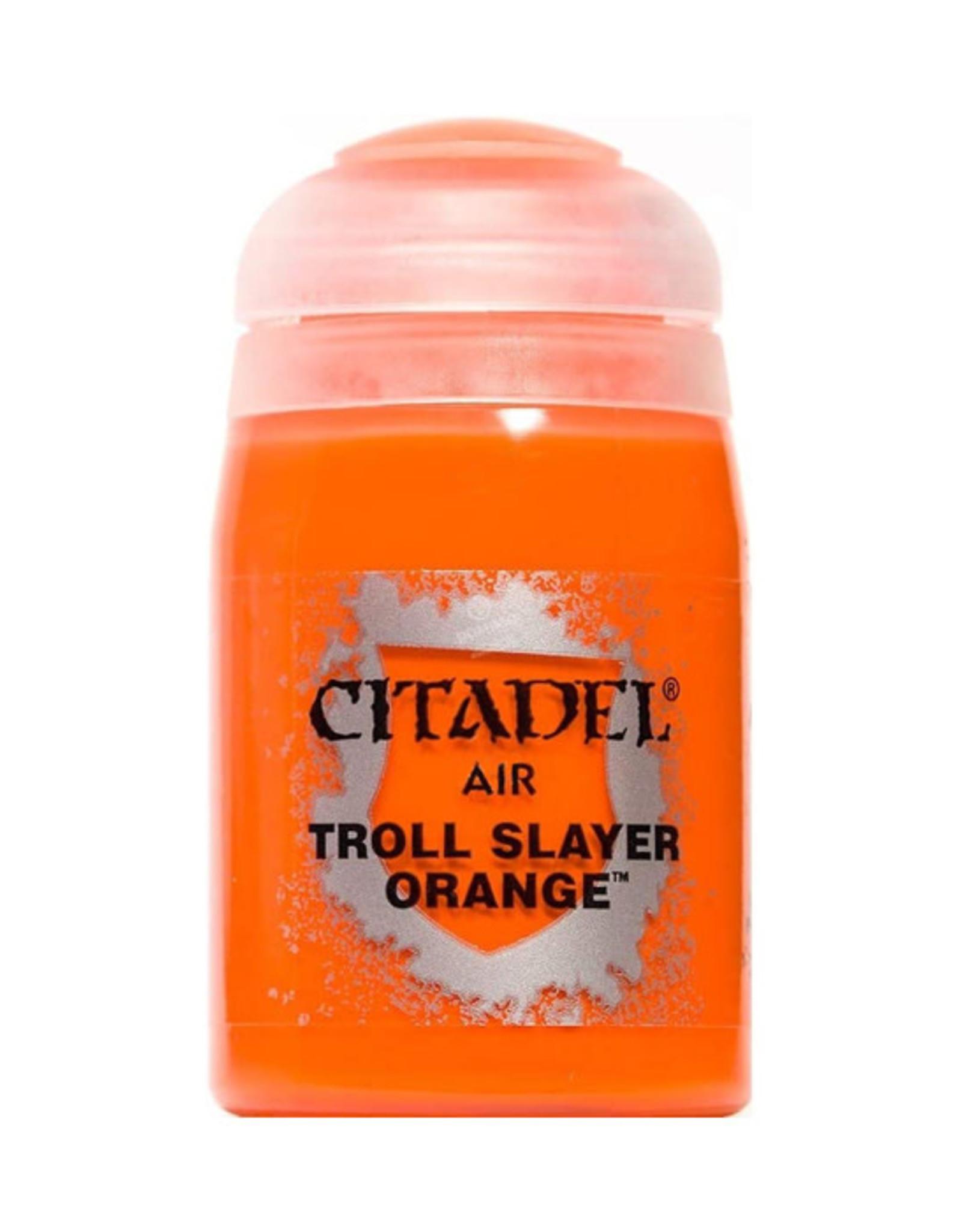Citadel Citadel Colour: Air - Troll Slayer Orange