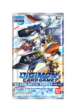 Bandai Digimon TCG: Release Special Ver. 1.0 - Booster Pack