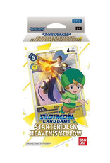Bandai Digimon TCG: Starter Deck - Heaven's Yellow