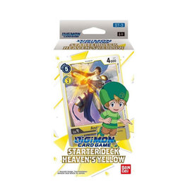 Bandai Digimon TCG: Starter Deck - Heaven's Yellow