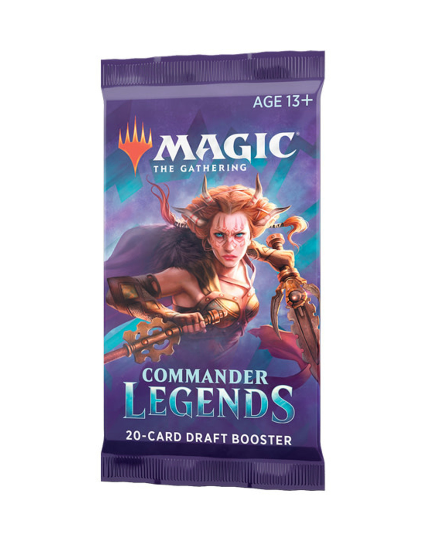 Magic: The Gathering Magic: The Gathering - Commander Legends - Draft Booster Pack