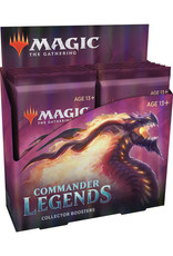 Magic: The Gathering Magic: The Gathering - Commander Legends - Collector Booster Box