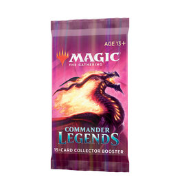 Magic: The Gathering Magic: The Gathering - Commander Legends - Collector Booster Pack