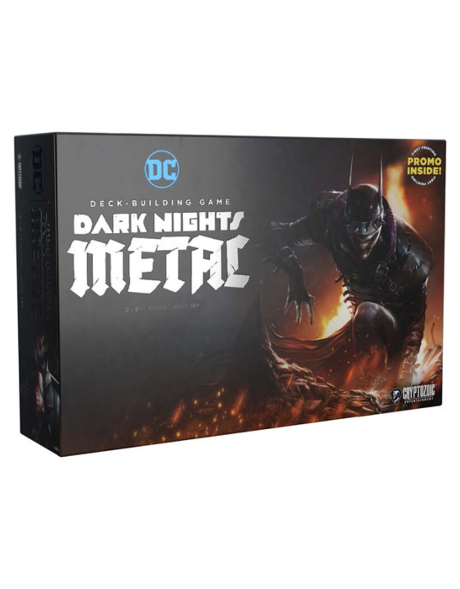 DC Deck Building Game: Dark Nights Metal