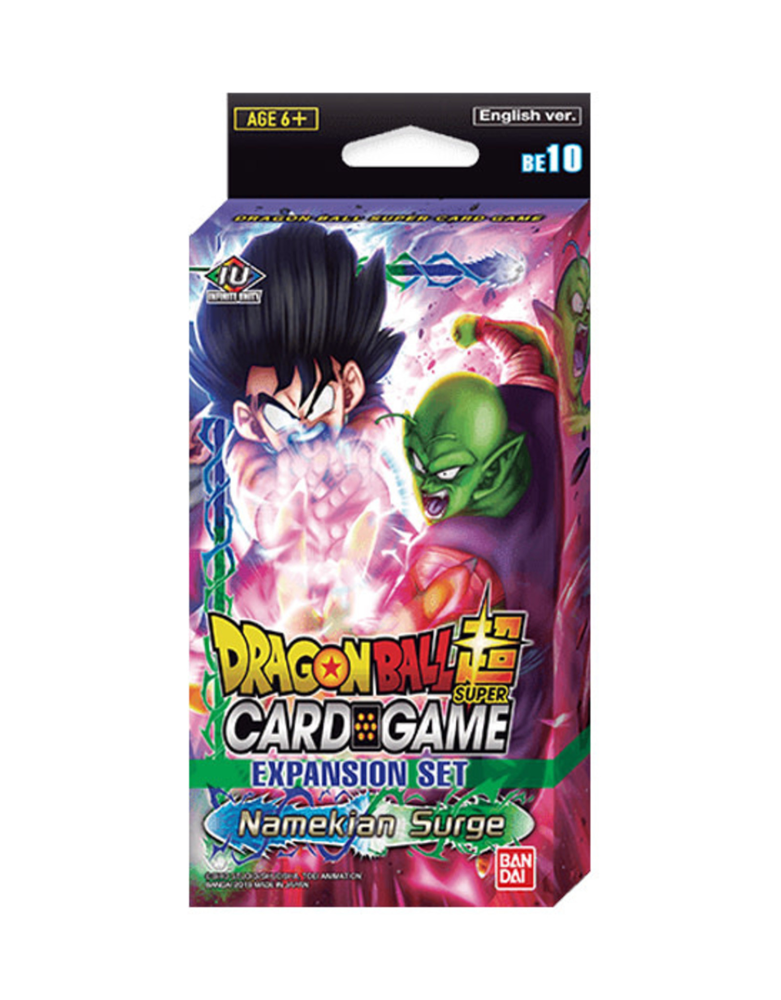 Dragon Ball Super: The Card Game - Expansion Set 10 - Namekian Surge