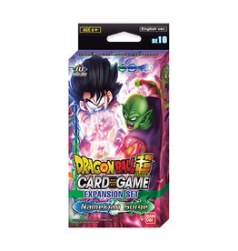 Dragon Ball Super: The Card Game - Expansion Set 10 - Namekian Surge