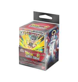 Dragon Ball Super: The Card Game - Expansion Set 11 - Universe 7 Unison