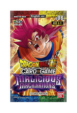 Dragon Ball Super: The Card Game - Malicious Machinations - Booster Pack