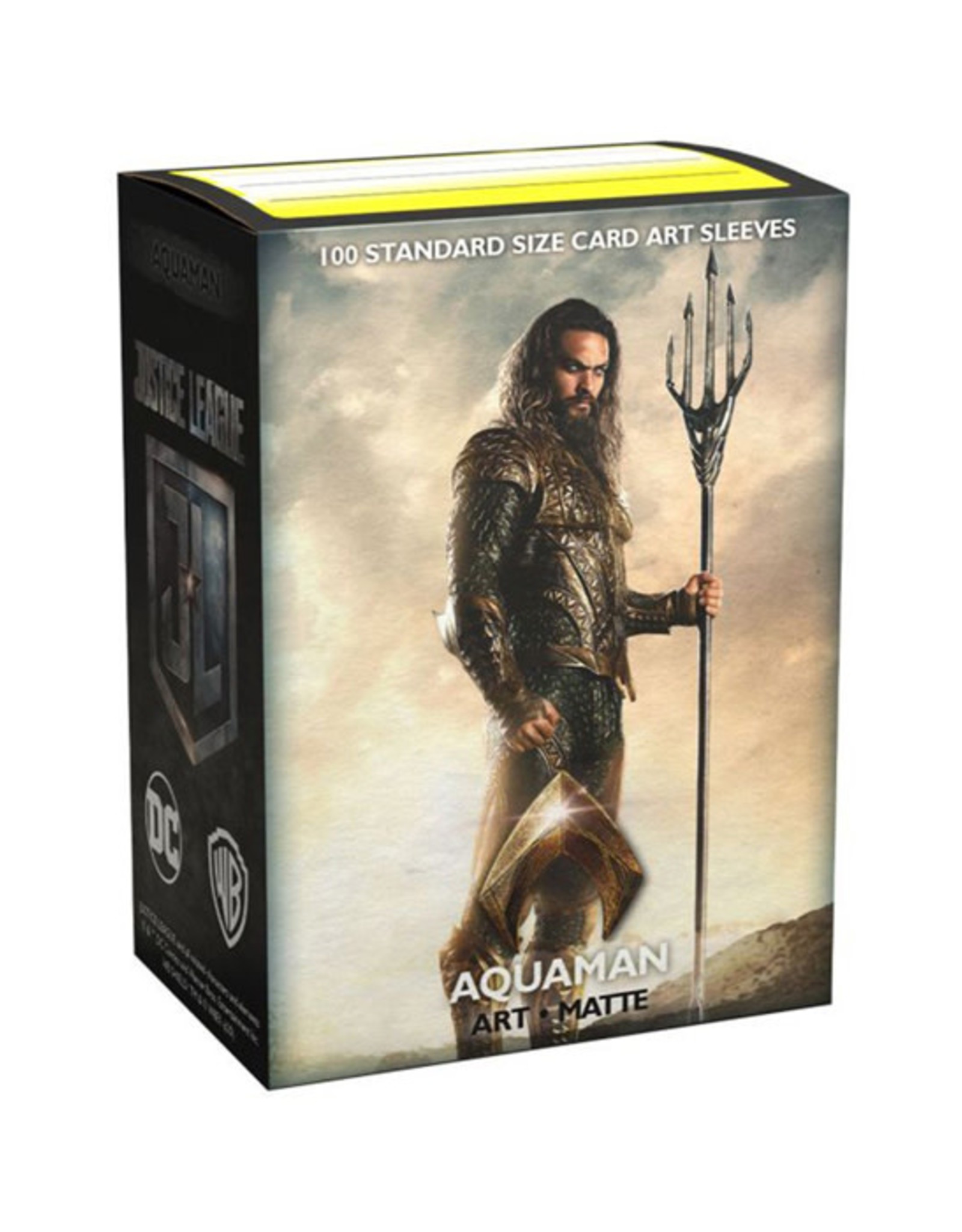 Dragon Shield Dragon Shield: Sleeves - Art - Standard - Justice League - Matte Aquaman (100)