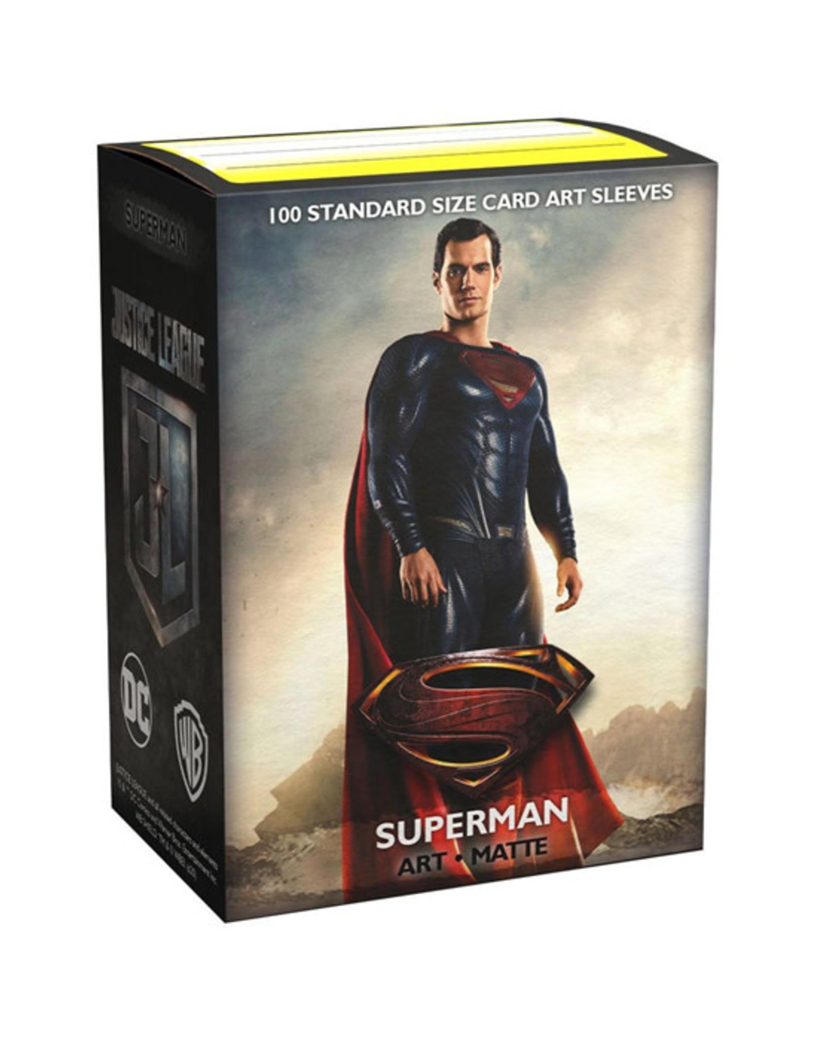 Dragon Shield Dragon Shield: Sleeves - Art - Standard - Justice League - Matte Superman (100)
