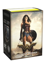 Dragon Shield Dragon Shield: Sleeves - Art - Standard - Justice League - Matte Wonder Woman (100)