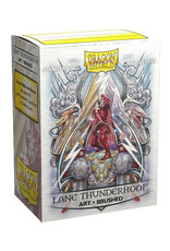 Dragon Shield Dragon Shield: Sleeves - Art - Standard - Lane Thunderhoof (100)