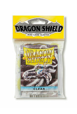 Dragon Shield Dragon Shield: Sleeves - Mini - Clear (50)