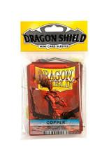 Dragon Shield Dragon Shield: Sleeves - Small - Classic - Copper (50)