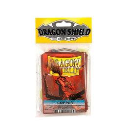 Dragon Shield Dragon Shield: Sleeves - Mini - Copper (50)