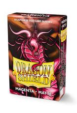 Dragon Shield Dragon Shield: Sleeves - Mini - Matte Magenta (60)