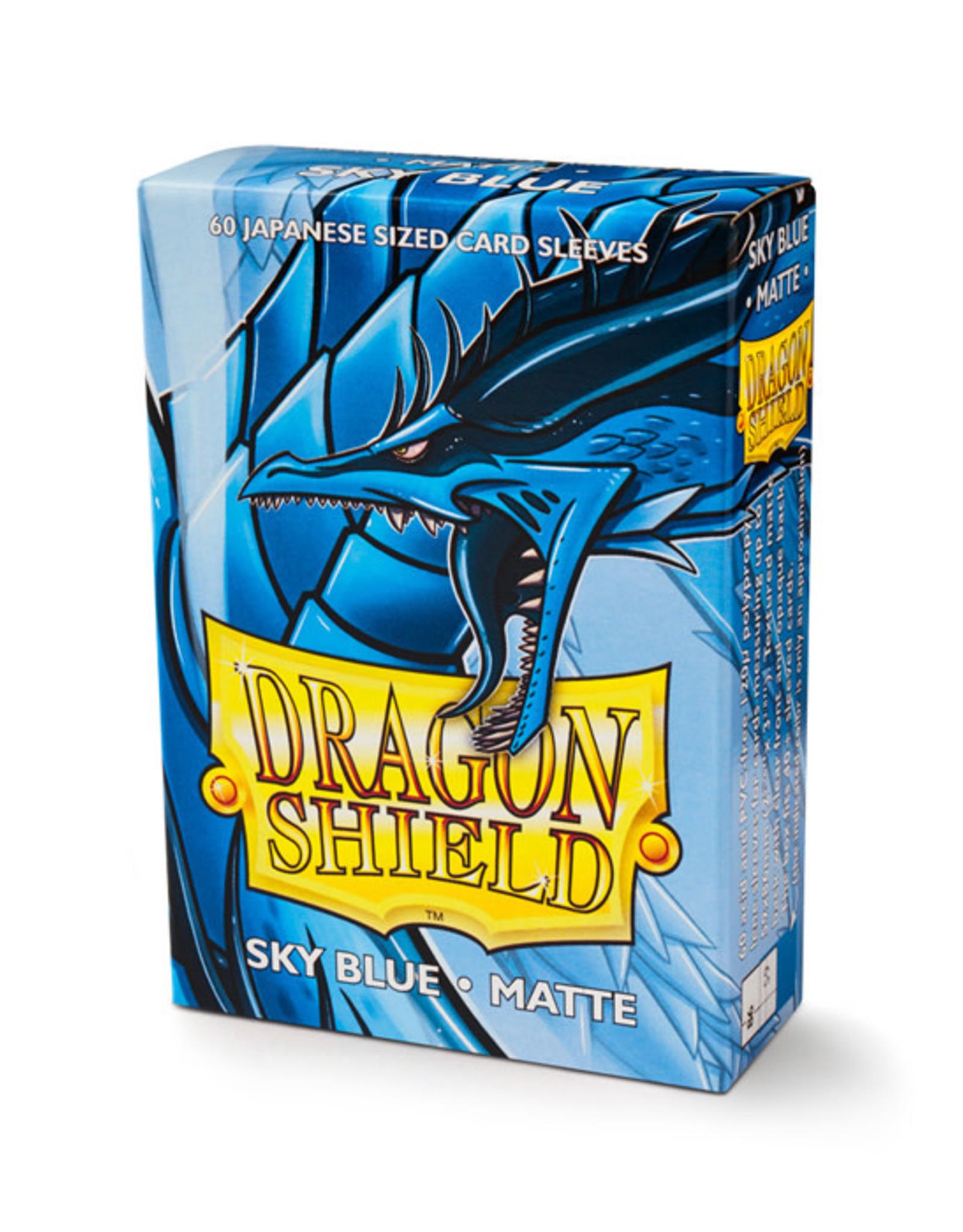Dragon Shield Dragon Shield: Sleeves - Small - Matte - Sky Blue (60)