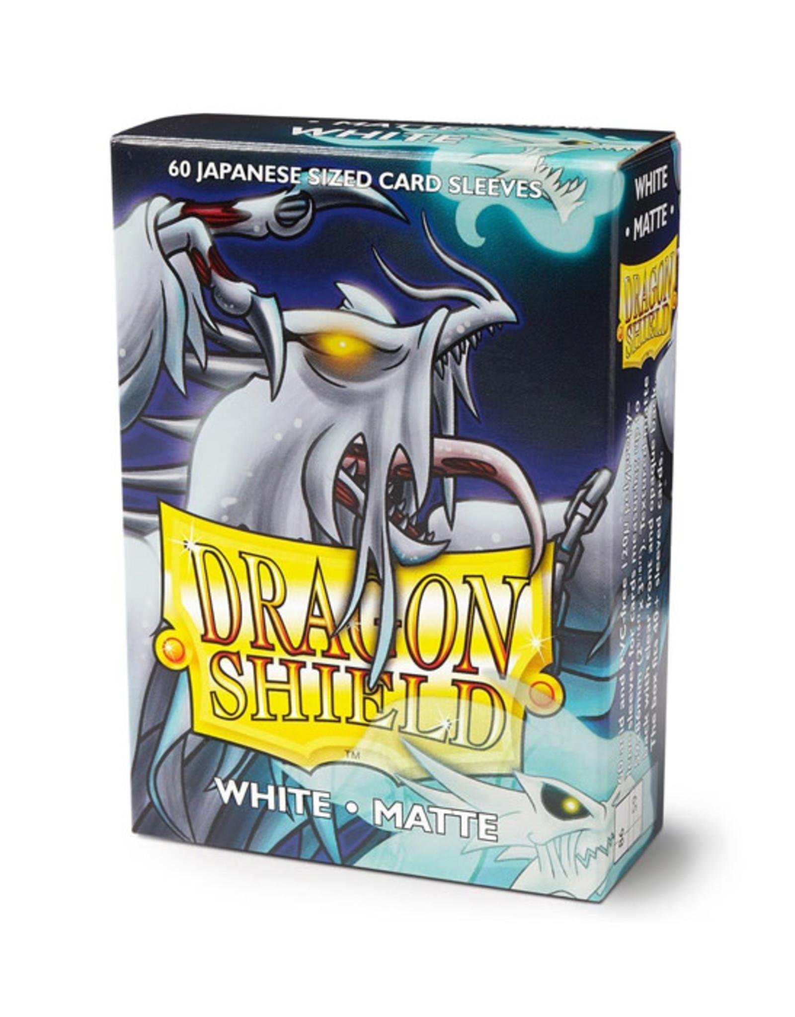 Dragon Shield Dragon Shield: Sleeves - Mini - Matte White (60)
