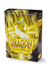 Dragon Shield Dragon Shield: Sleeves - Mini - Matte Yellow (60)