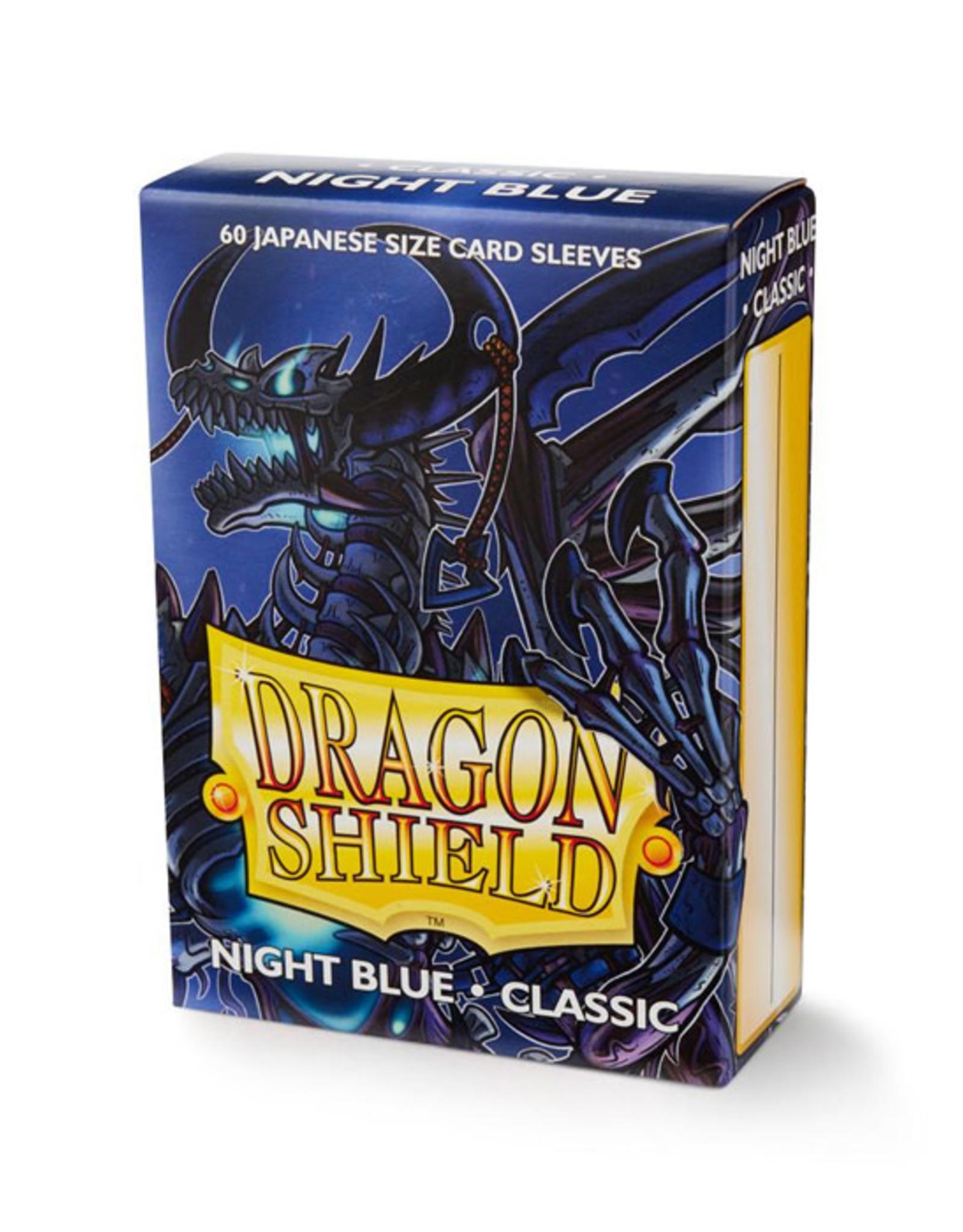 Dragon Shield Dragon Shield: Sleeves - Mini - Night Blue (60)