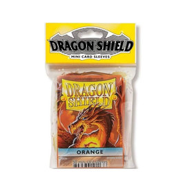 Dragon Shield Dragon Shield: Sleeves - Mini - Orange (50)