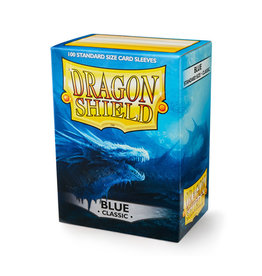 Dragon Shield Dragon Shield: Sleeves - Standard - Blue (100)
