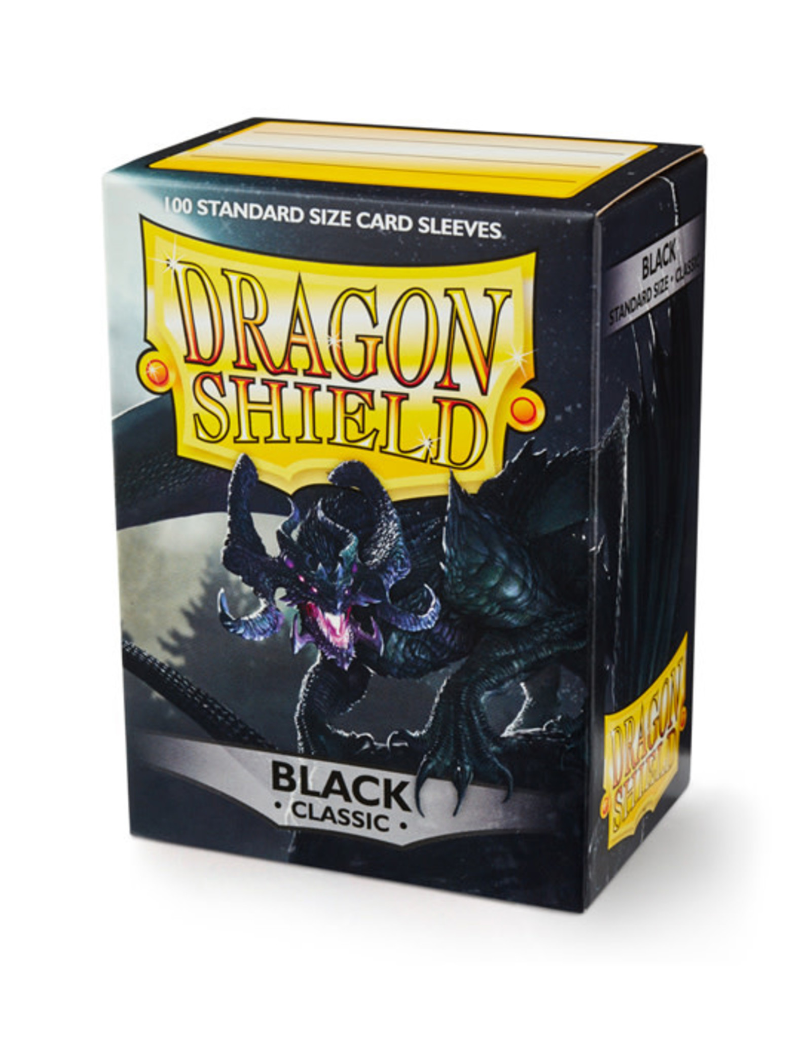Dragon Shield Dragon Shield: Sleeves - Standard - Black (100)