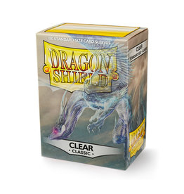 Dragon Shield Dragon Shield: Sleeves - Standard - Clear (100)