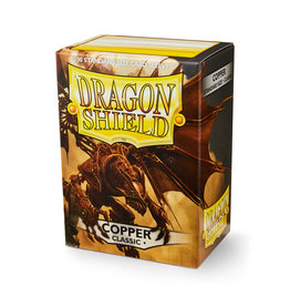 Dragon Shield Dragon Shield: Sleeves - Standard - Copper (100)