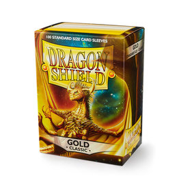 Dragon Shield Dragon Shield: Sleeves - Standard - Gold (100)
