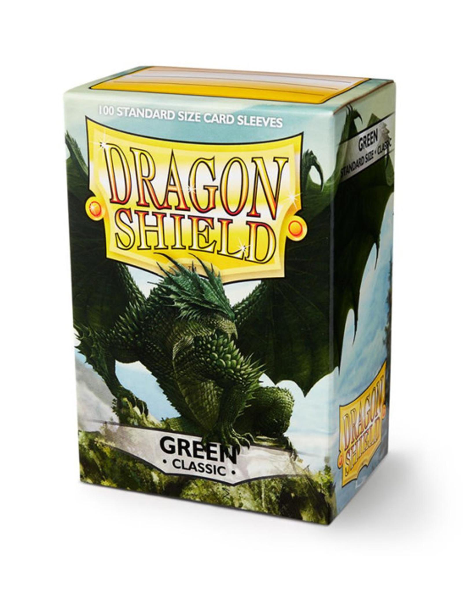 Dragon Shield Dragon Shield: Sleeves - Standard - Green (100)