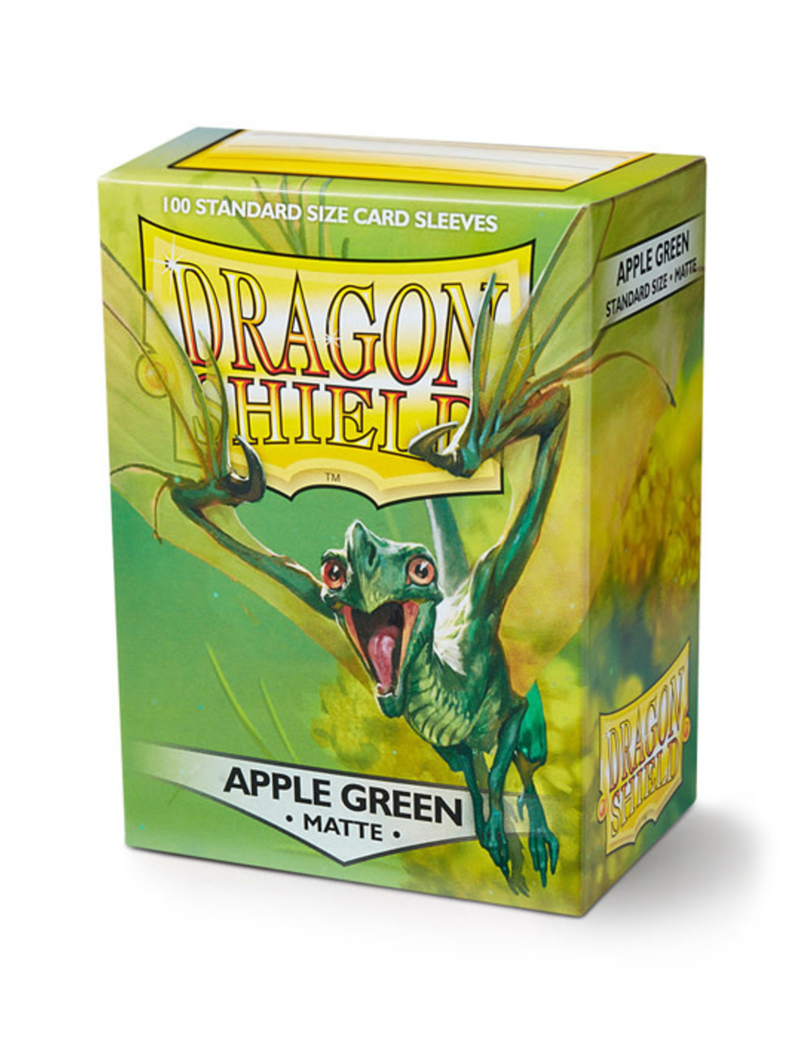 Dragon Shield Dragon Shield: Sleeves - Standard - Matte Apple Green (100)