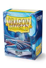 Dragon Shield Dragon Shield: Sleeves - Standard - Matte Blue (100)