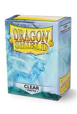 Dragon Shield Dragon Shield: Sleeves - Standard - Matte Clear (100)