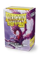 Dragon Shield Dragon Shield: Sleeves - Standard - Matte Clear Purple (100)