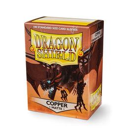 Dragon Shield Dragon Shield: Sleeves - Standard - Matte Copper (100)