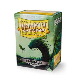Dragon Shield Dragon Shield: Sleeves - Standard - Matte Emerald (100)