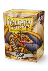 Dragon Shield Dragon Shield: Sleeves - Standard - Matte Gold (100)