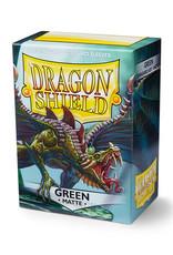 Dragon Shield Dragon Shield: Sleeves - Standard - Matte Green (100)