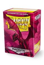Dragon Shield Dragon Shield: Sleeves - Standard - Matte Magenta (100)