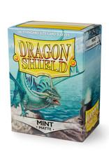 Dragon Shield Dragon Shield: Sleeves - Standard - Matte Mint (100)